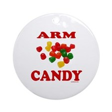 ARM CANDY Ornament (Round)