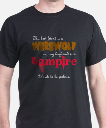 Werewolf or Vampire T-Shirt