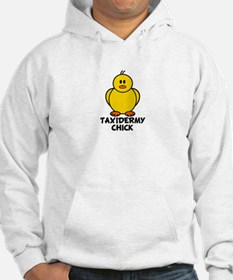 Taxidermy Chick Hoodie