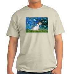 Lilies (#3) / Sealyham (L1) T-Shirt