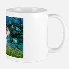 Lilies (#3) / Sealyham (L1) Mug