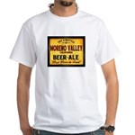 Moreno Valley Beer White T-Shirt