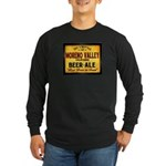 Moreno Valley Beer Long Sleeve Dark T-Shirt