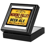 Moreno Valley Beer Keepsake Box