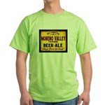 Moreno Valley Beer Green T-Shirt
