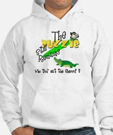 'Police Puzzled.:-) Hoodie
