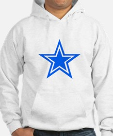 Blue Star Jumper Hoody