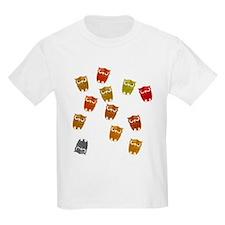 Autumn owls T-Shirt