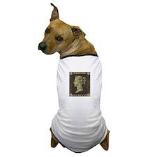 GB stamps Penny Black Dog T-Shirt