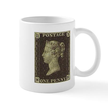 GB stamps Penny Black Mug