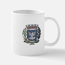 Funny Brazilian american Mug
