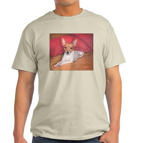 Toy Fox Terrier Light T-Shirt