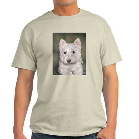 Westie Light T-Shirt