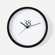 Unique Bar fly Wall Clock