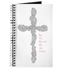 Pierced (Is 53:5) Notebook