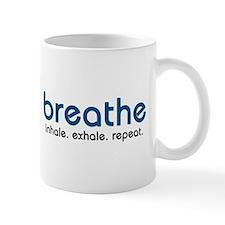 Breathe Small Mug