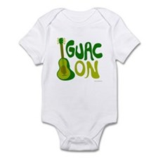 Guac On Infant Bodysuit