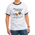 Flamencofish Ringer T