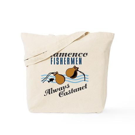 Flamencofish Tote Bag