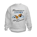 Flamencofish Kids Sweatshirt