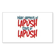 What happens in LaPush Stays In Decal