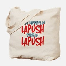 What happens in LaPush Stays In Tote Bag