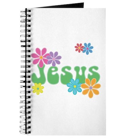 Retro Jesus Journal