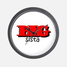 Big Sista Wall Clock