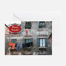 Italian Santa Greeting Cards (Pk of 10)