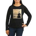 Pearl Starr Women's Long Sleeve Dark T-Shirt
