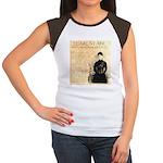 Pearl Starr Women's Cap Sleeve T-Shirt