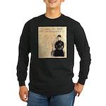 Pearl Starr Long Sleeve Dark T-Shirt