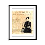 Pearl Starr Framed Panel Print