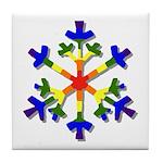 Fruit Flake Tile Coaster