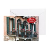 Italian christmas Greeting Cards (10 Pack)