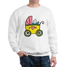 Baby in the Pram Sweatshirt