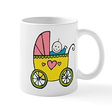 Baby in the Pram Mug