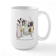 pride & Prejudice Ch 18 Mug
