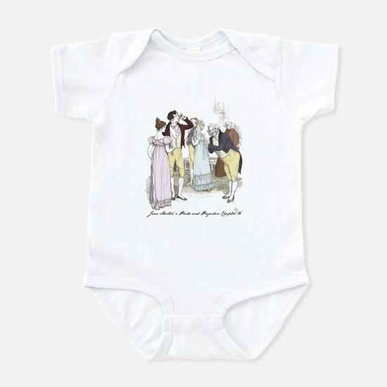 pride & Prejudice Ch 18 Infant Bodysuit