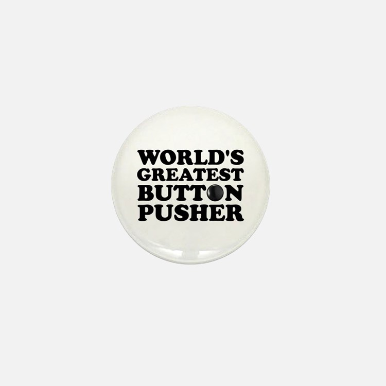 WTD: World's Greatest Button Mini Button