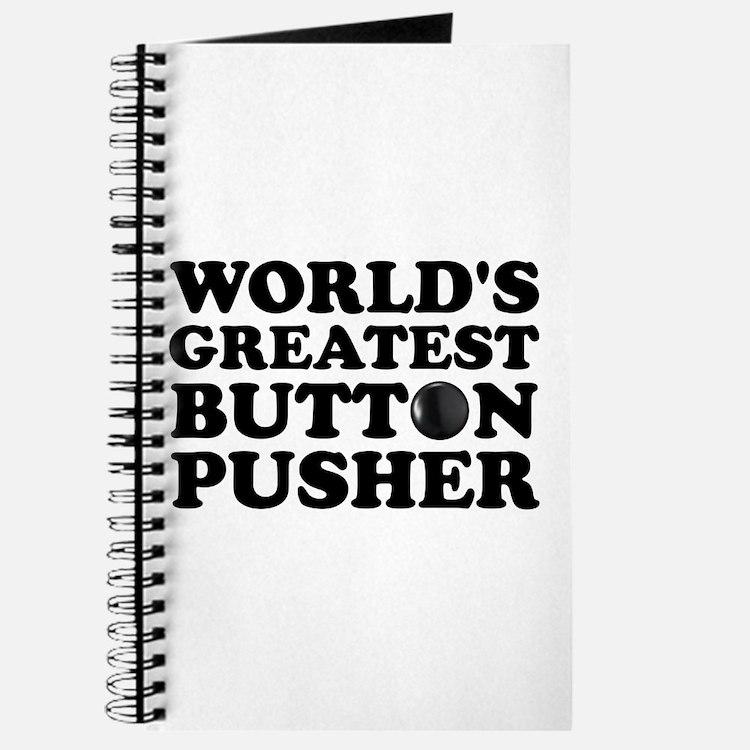 WTD: World's Greatest Button Journal