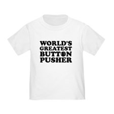 WTD: World's Greatest Button T
