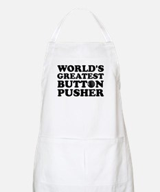 WTD: World's Greatest Button BBQ Apron