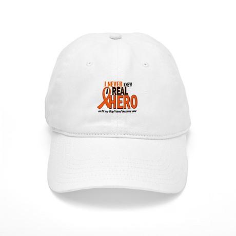 Never Knew A Hero 2 ORANGE (Boyfriend) Cap