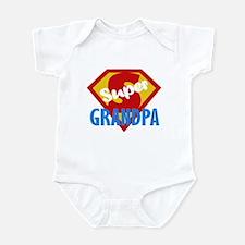 Super Grandpa Infant Bodysuit