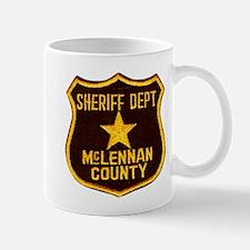 McLennan County Sheriff Mug