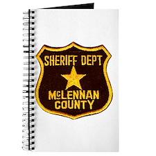 McLennan County Sheriff Journal