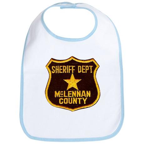 McLennan County Sheriff Bib