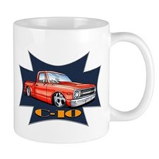 Hot Rod C10 Truck Small Mug