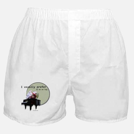 Prefer the top Boxer Shorts